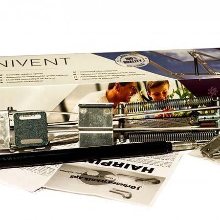 Автоматический открыватель форточек для теплицы - Univent, фото